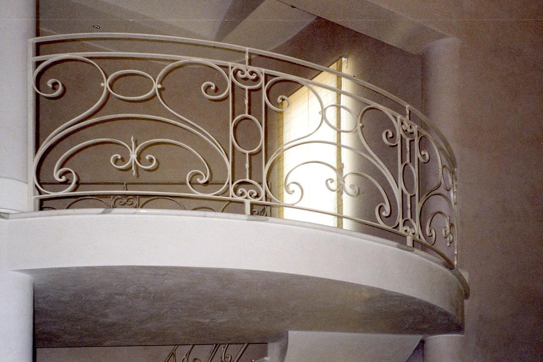 ringhiera a balcone