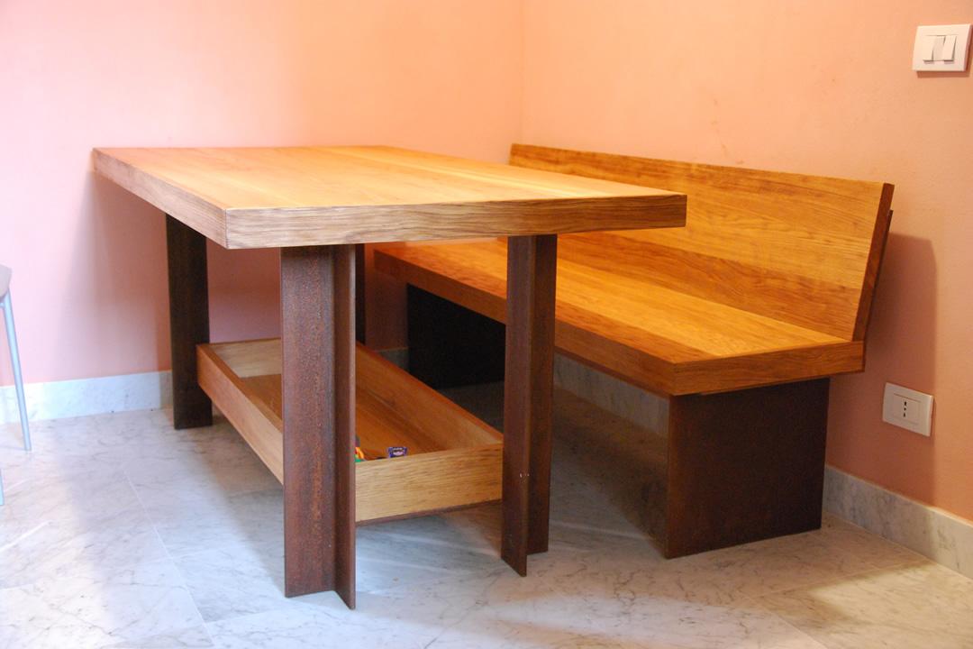 immagine di tavolo